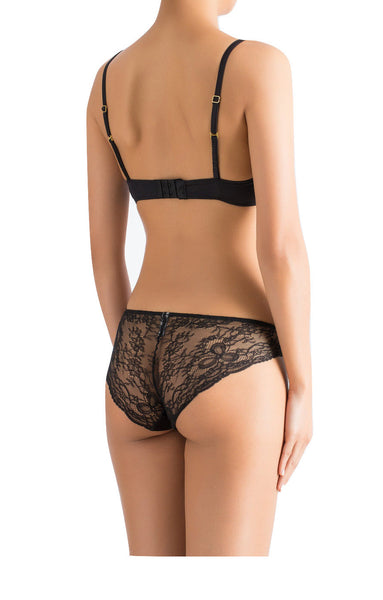 ** Comfy and seamless ** Everyday Stretch French Leavers lace and silk Satin Brief 1907 - SILK underwear , French lace, silk g string, silk knickers, French lingerie