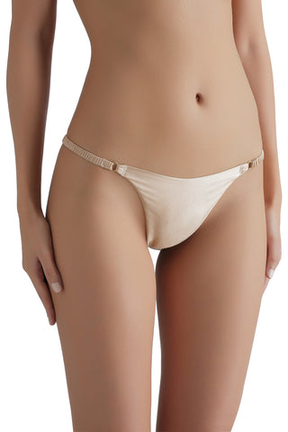 Everyday Silk G-String 1714 - SILK underwear
