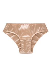 Low-Waist Seamless back Silk Briefs (1805N) -SILK underwear