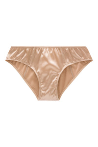 Weekend Silk briefs Low-Waist (1803N) - SILK underwear , French lace, silk g string, silk knickers, French lingerie