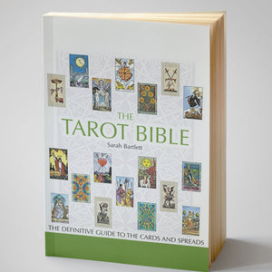 Tarot Bible by Sarah Bartlett