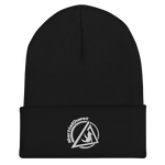 Cuffed Dark MartialQuest Beanie