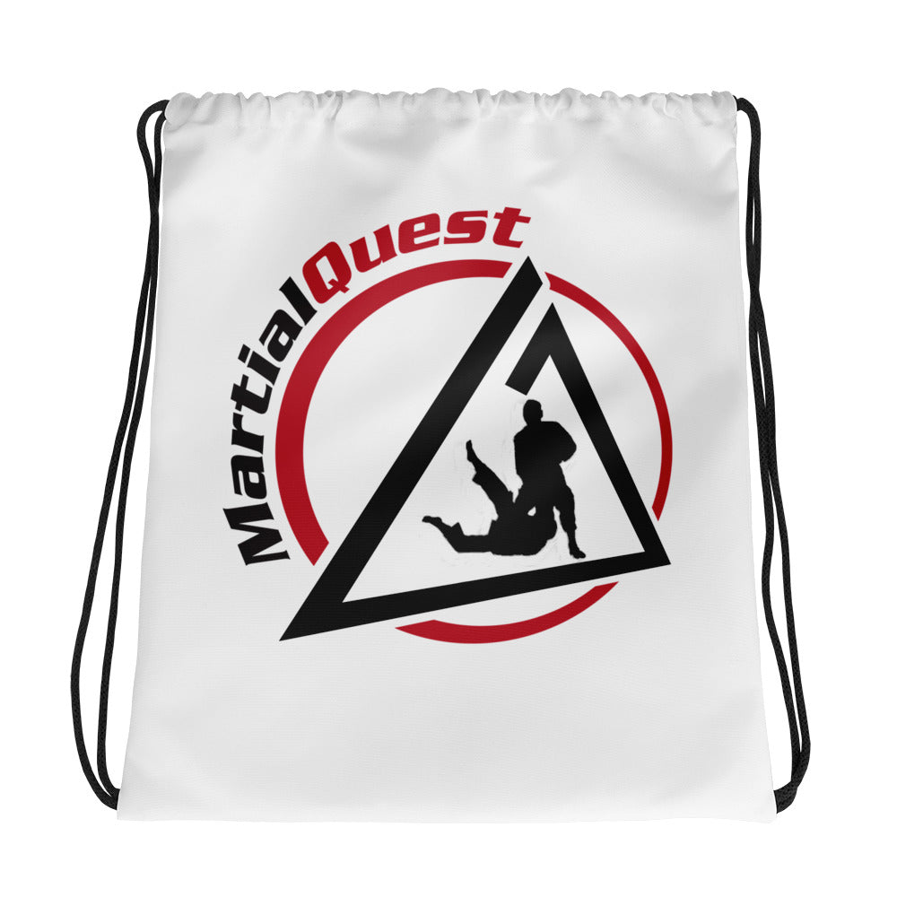 MartialQuest Drawstring bag