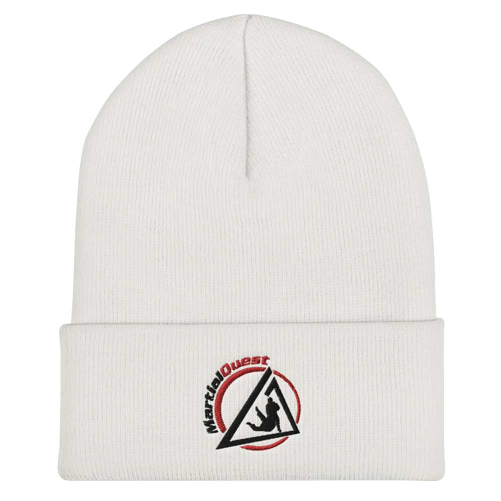 Cuffed Light MartialQuest Beanie