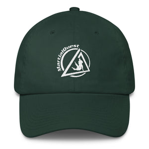 MartialQuest Cotton Cap - Made in the USA