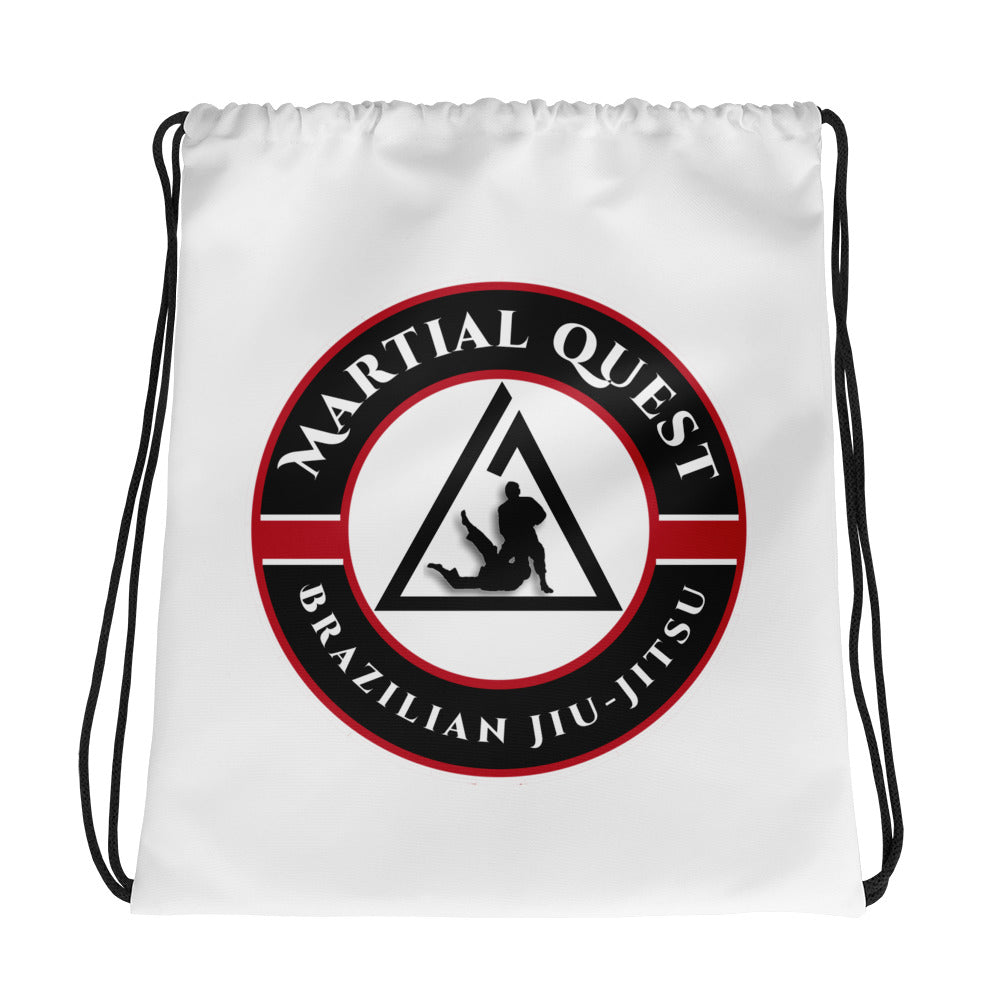 MartialQuest Jiu Jitsu Drawstring bag