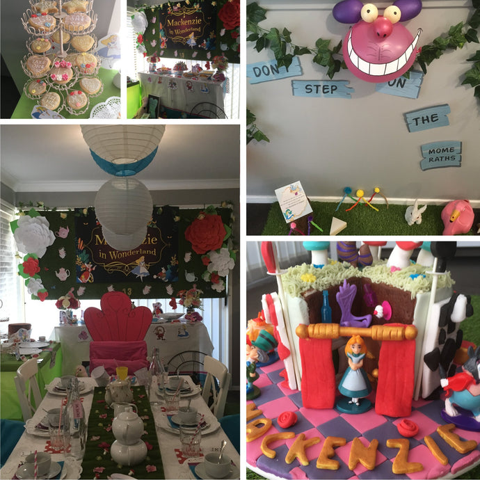 We're Mad About our Alice in Wonderland Party! Ideas and FREE printables!