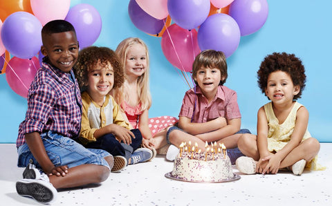 kids birthday party hints and tips