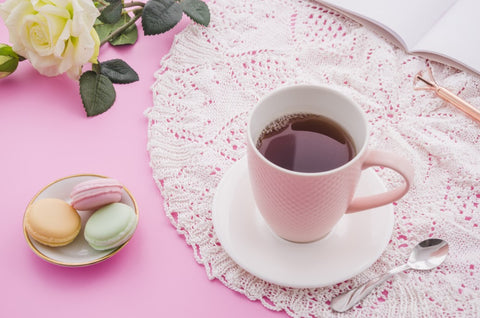 how to host the perfect tea party