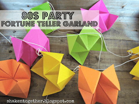 101 80's party ideas