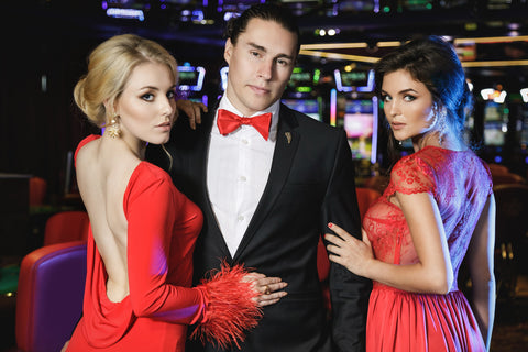 james bond casino party