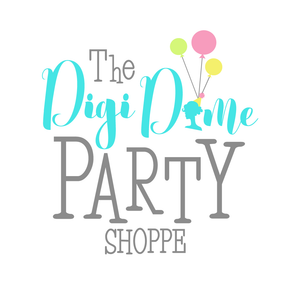 photo regarding Printable Party Invitations referred to as The Digi Dame Bash Shoppe Printable Bash Invites
