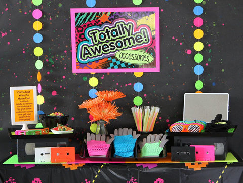 80s party ideas
