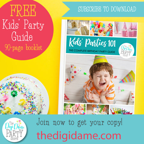 free kids party guide