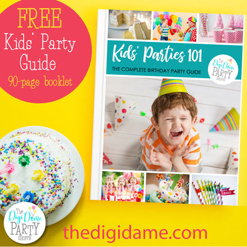 free guide to kids parties