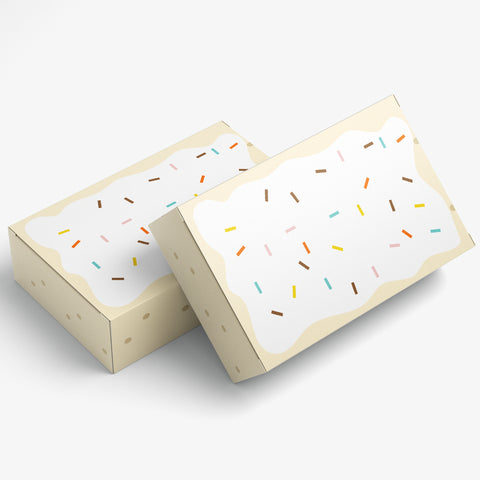 free printable pop tart box