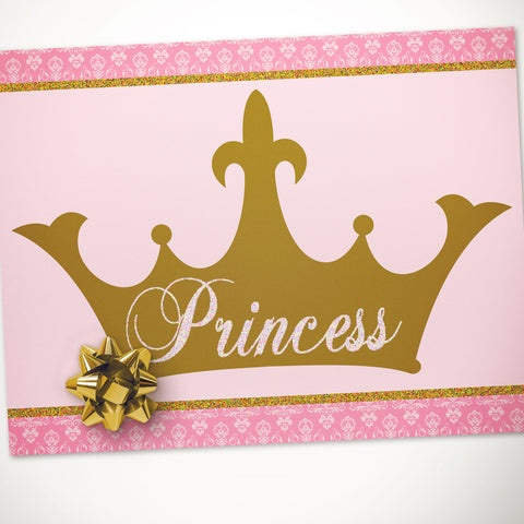 princess party ideas and free printables