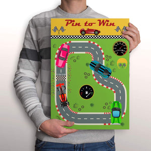 car racing party game