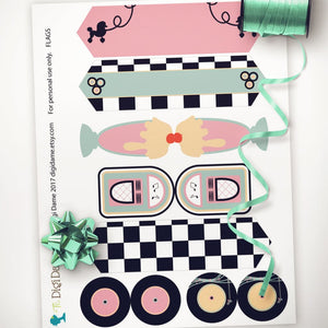 sock hop birthday party