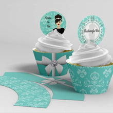 tiffany party printables