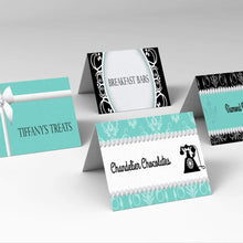 breakfast at tiffany's party printable decorations