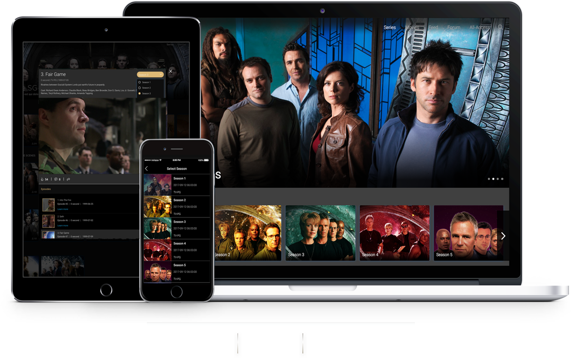 Get StargateCommand on all devices