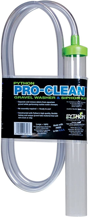Python Pro Clean Gravel Cleaner Large.