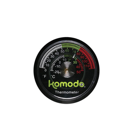 Komodo Thermometer Analog.