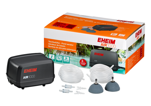 Eheim Pond Air Pump 1000.