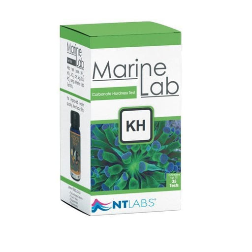 Ntlabs Marine Lab Carbonate Hardness KH Test Kit.