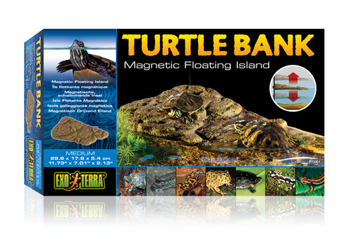 Exo Terra Turtle Bank Island Medium.