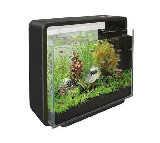 Superfish Home 45 Aquarium White-Black.