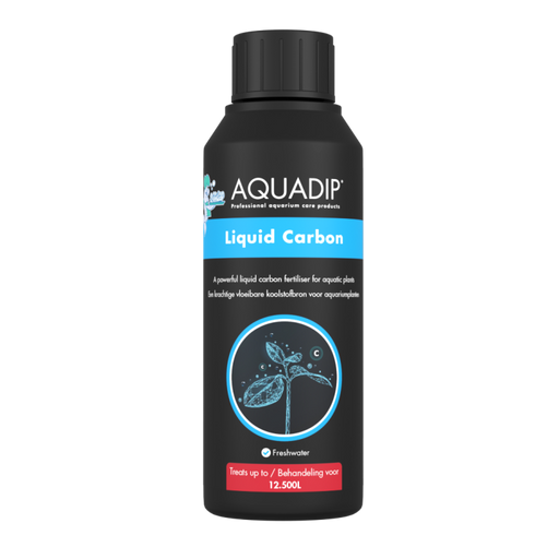 AQUADIP Liquid Carbon.