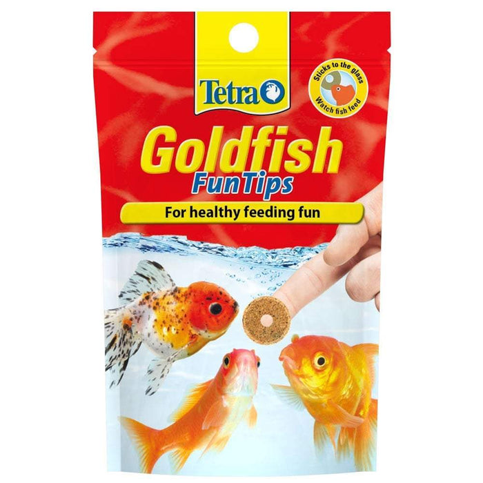 Tetra Goldfish Fun Tips.
