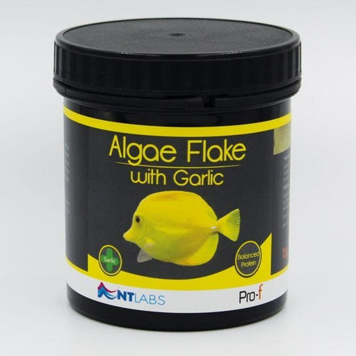 Ntlabs Algae Flake With Garlic 15-30g.