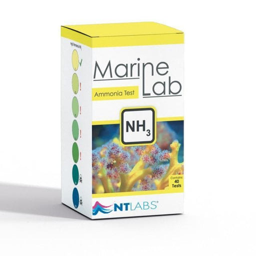 Ntlabs Marine Lab Ammonia Test Kit.