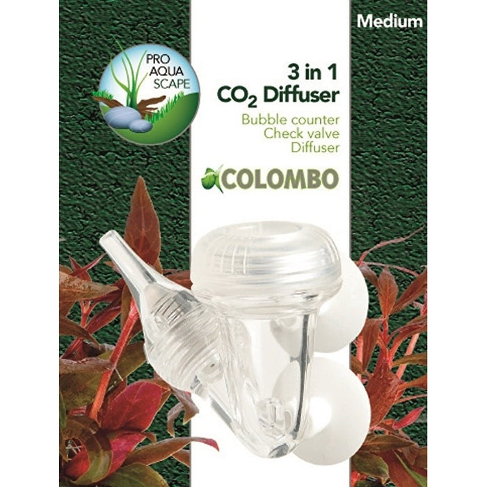Colombo CO2 Diffuser Medium 3in1.