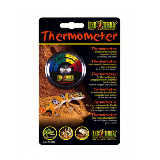 Exo Terra Analogue Thermometer.
