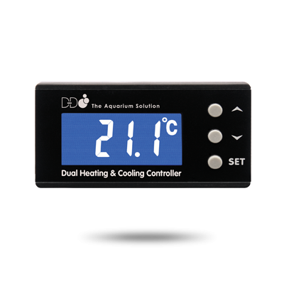 D-D Dual Heating & Cooling Controller.