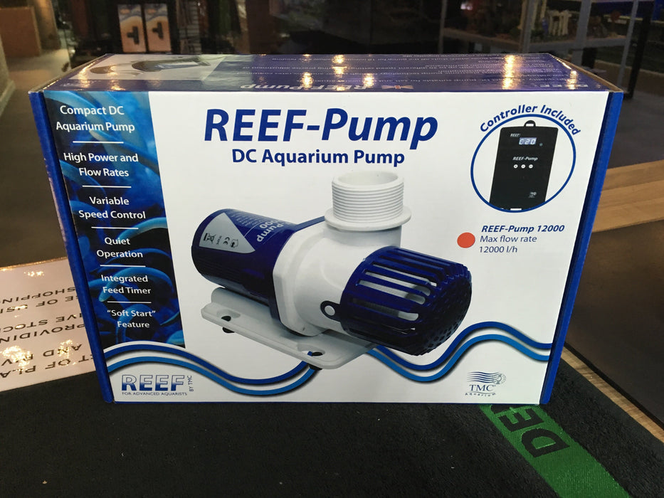 TMC Reef Pump 12000LPH DC Return Pump.