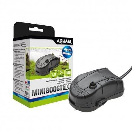 Aquael MiniBoost 100 Air Pump.