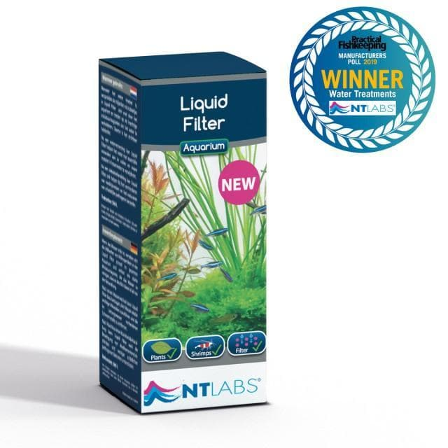 Ntlabs Liquid Filter 100ml.