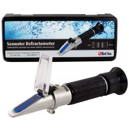 Red Sea Refractometer.