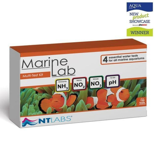 NTLabs Marine Lab Multi Test Kit.