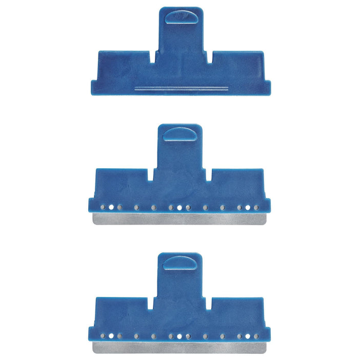 Oase Aquarium Glass Cleaner Replacement Blades 3 Pack.