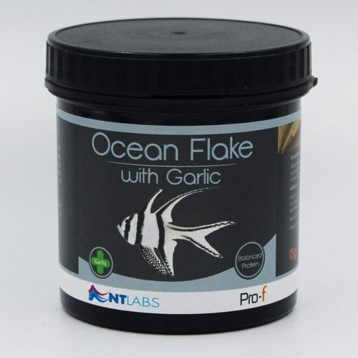 Ntlabs Ocean Flake With Garlic 15-30g.