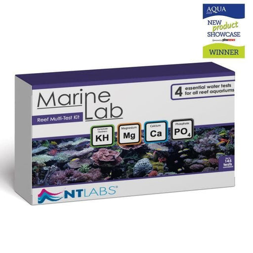 NTLabs Marine Lab Reef Multi-Test Kit.