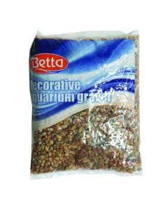 Betta Aquarium Gravel River Jewels 2.27kg.