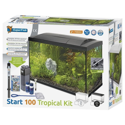Superfish Start 100 Tropical Tank Set.