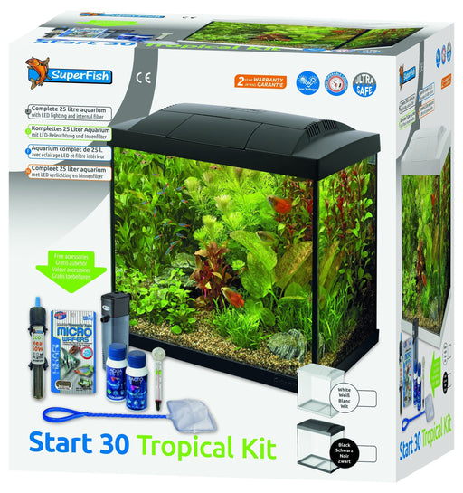 Superfish Start 30 Tropical Tank Set.